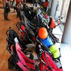 El transporte oficial del Petits Camaleons.
