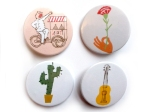 Badges-assorted