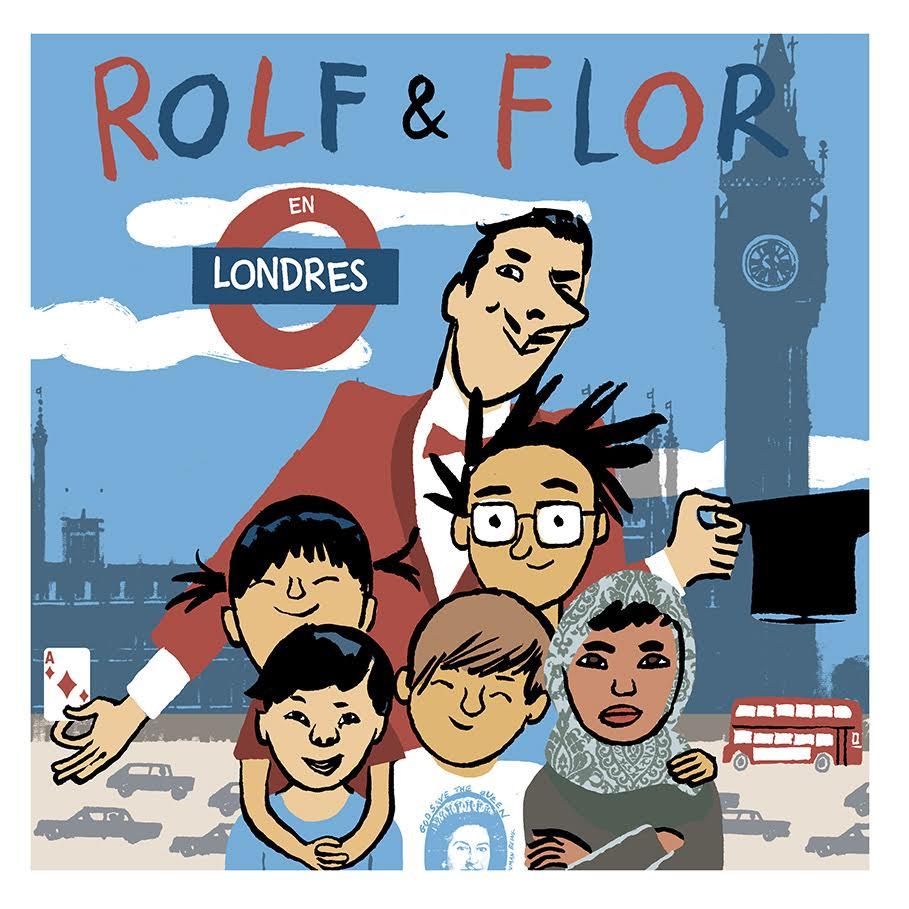 Portada R&F en Londres